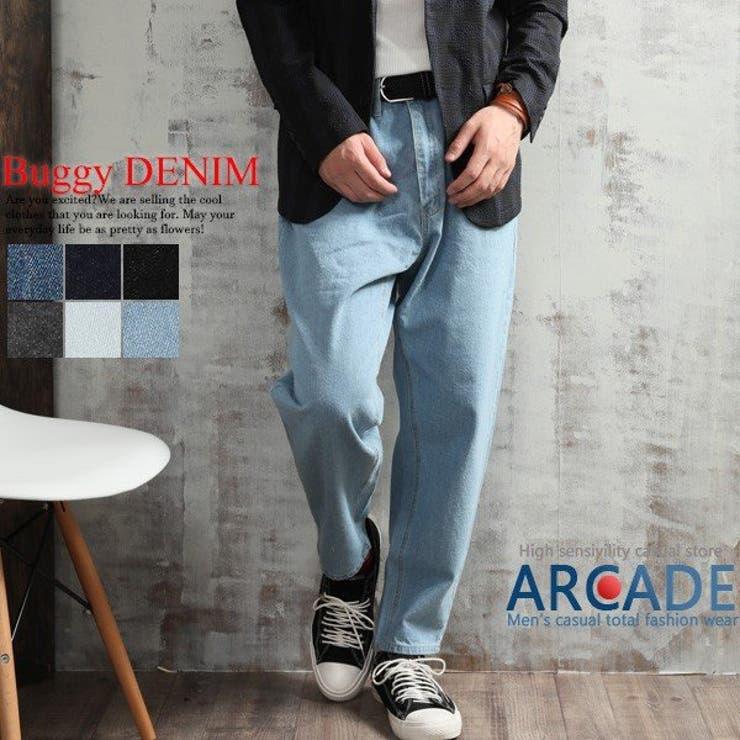 ARCADEのパンツ・ズボン/デニムパンツ・ジーンズ | 詳細画像