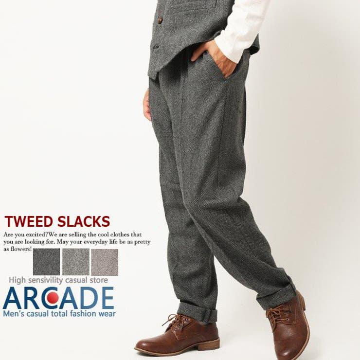 ARCADEのスーツ/スラックス | 詳細画像