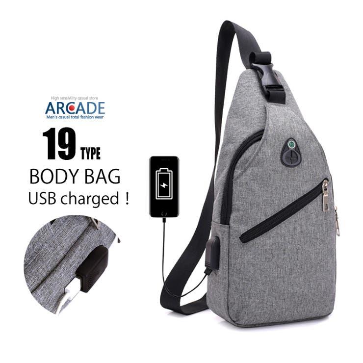 ARCADEのバッグ・鞄/ショルダーバッグ   詳細画像