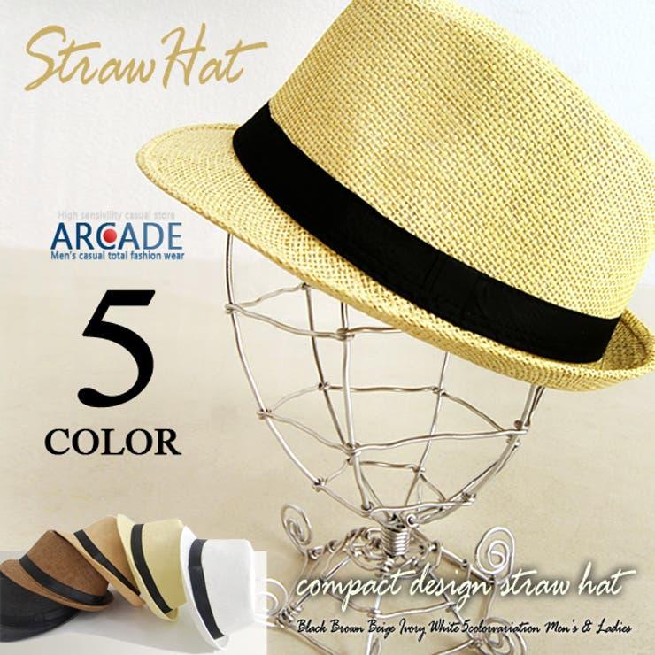 ARCADEの帽子/帽子全般 | 詳細画像