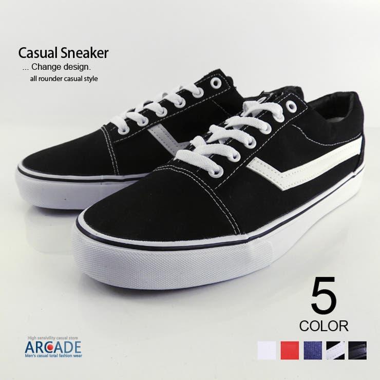 ARCADEのシューズ・靴/スニーカー | 詳細画像