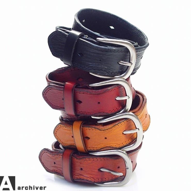 レザーベルト メンズ ダイヤパンチング ビンテージ 高級感 ダイヤ型 通年 【0162b】黒 茶 キャメル 赤 ブラックブラウンレッド お洒落