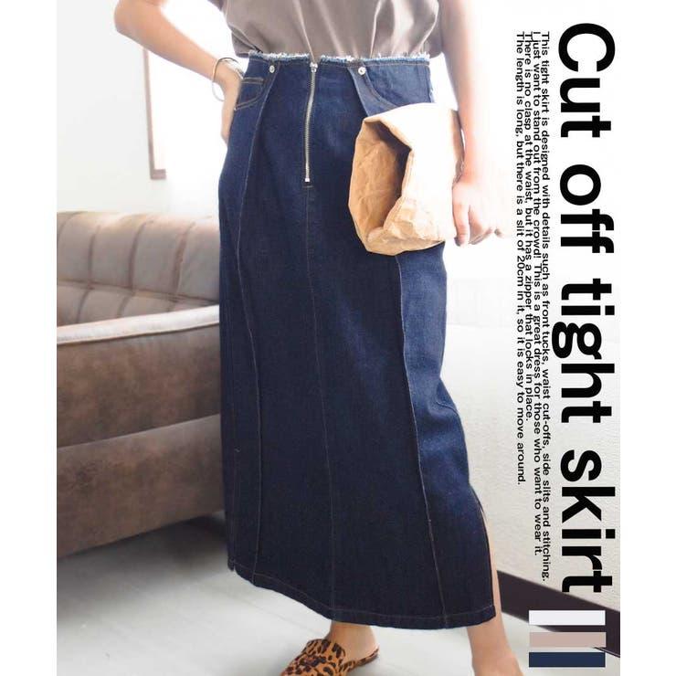 ARGO TOKYOのスカート/タイトスカート   詳細画像