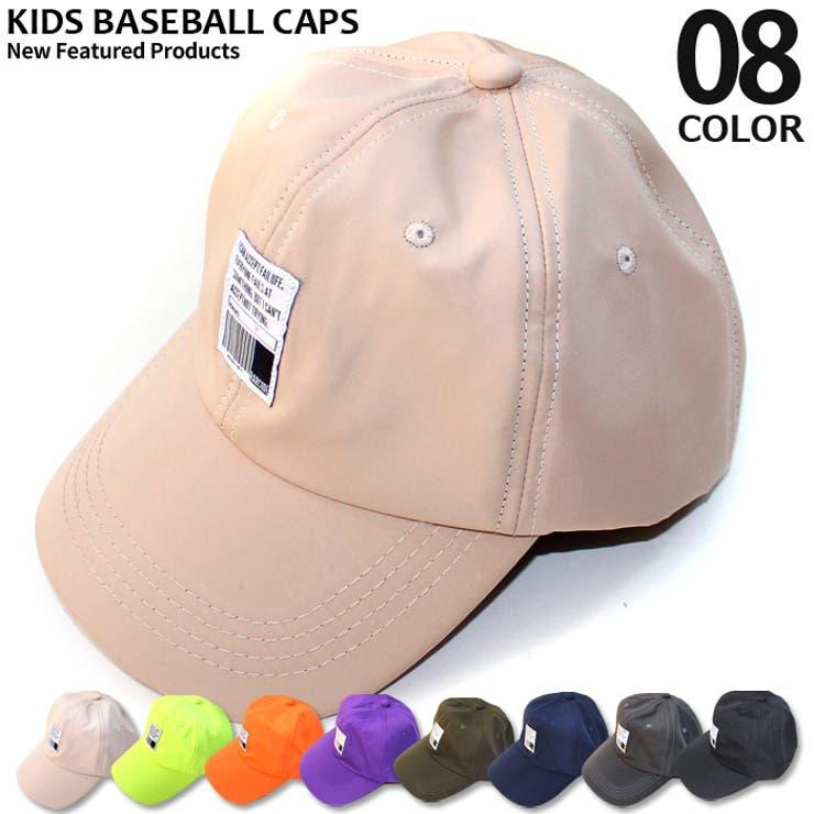 キッズ キャップ 帽子   NEXT WALL   詳細画像1