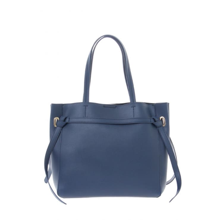 【AZUL by moussy】ナットベルトデザイントートバッグ AZUL by moussy/アズール バイマウジー/レディース/バッグ バッグ