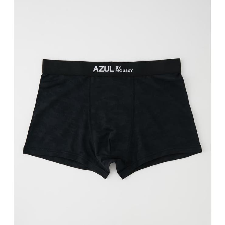 SHADOW CAMO BOXER SHORTS   AZUL BY MOUSSY   詳細画像1