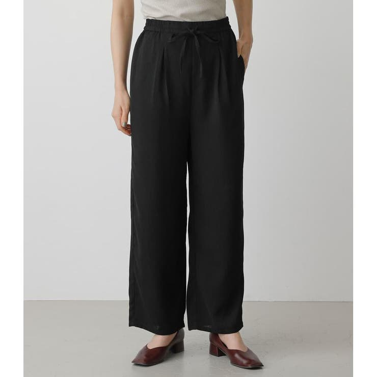 LOOSE STRAIGHT PANTS   AZUL BY MOUSSY   詳細画像1