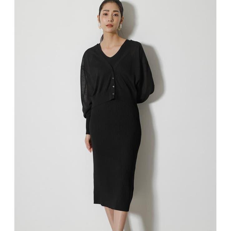 AZUL BY MOUSSYのワンピース・ドレス/ワンピース | 詳細画像