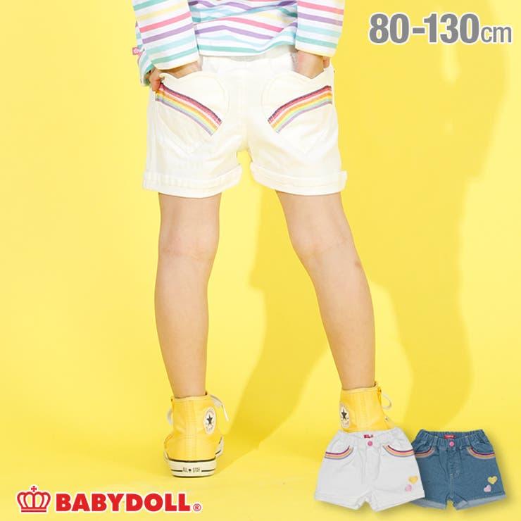 BABYDOLLショートパンツ | 詳細画像