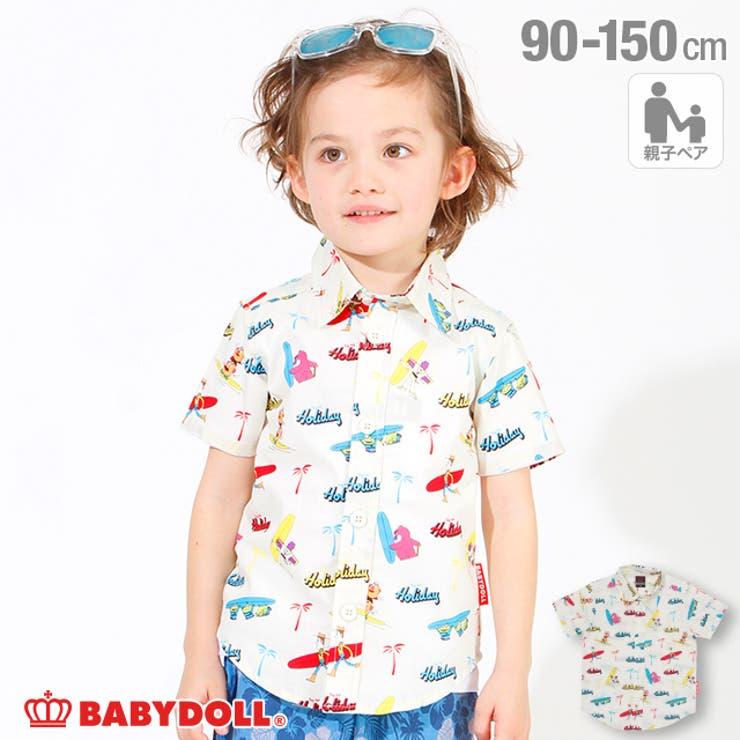BABYDOLLシャツ   詳細画像