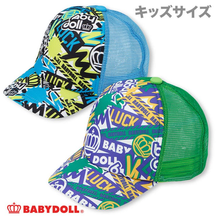 BABYDOLLキャップ   詳細画像