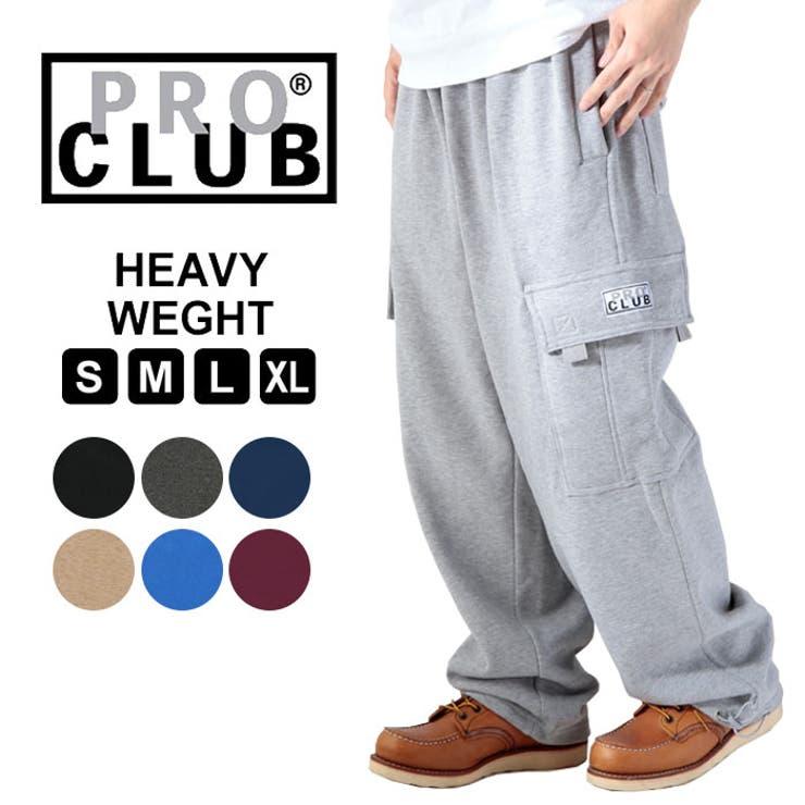 PRO CLUB プロクラブ 162 カーゴパンツ HEAVY | BACKYARD FAMILY | 詳細画像1