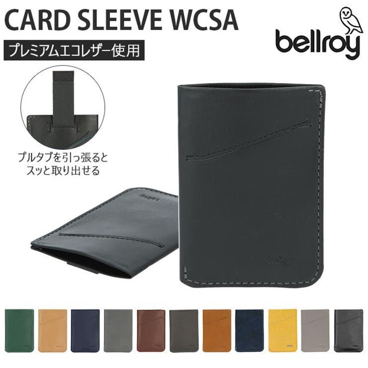 bellroy ベルロイ CARD SLEEVE WCSA | BACKYARD FAMILY | 詳細画像1