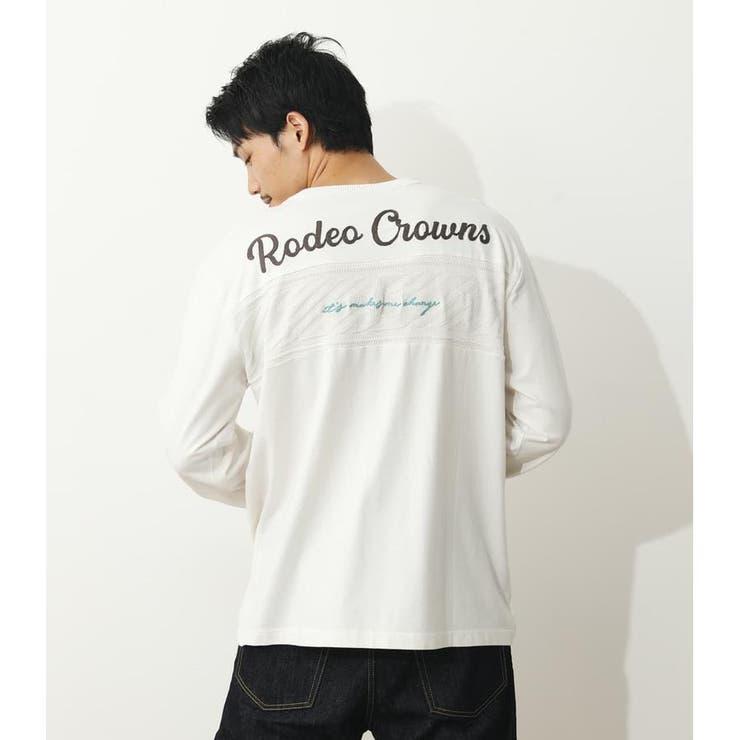 メンズRCニットコンビトップス | RODEO CROWNS WIDE BOWL | 詳細画像1