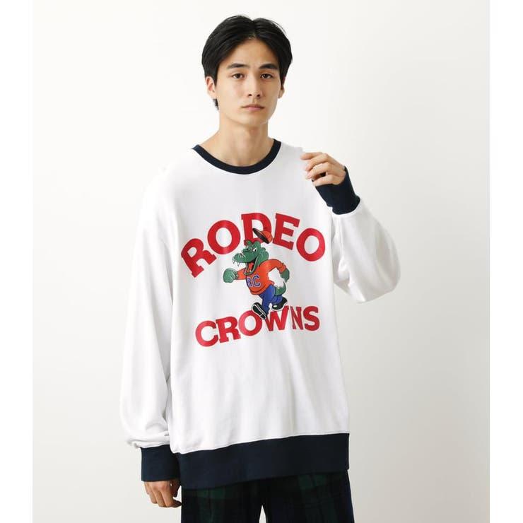 RCダイルスウェット | RODEO CROWNS WIDE BOWL | 詳細画像1