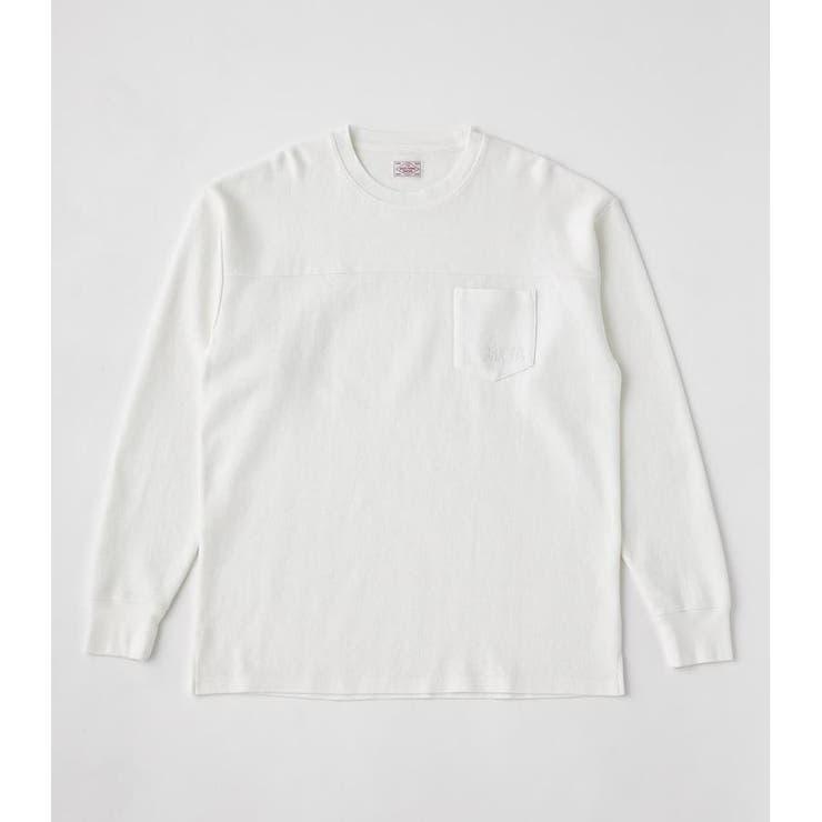 ピグメントポケット L/S Tシャツ | RODEO CROWNS WIDE BOWL | 詳細画像1
