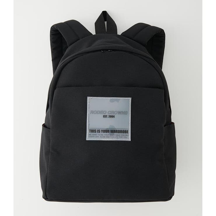 Color tag back pack   RODEO CROWNS WIDE BOWL   詳細画像1