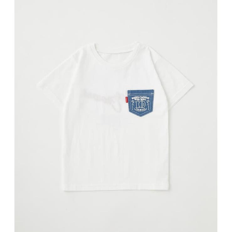 キッズ10th vintage Tシャツ | RODEO CROWNS WIDE BOWL | 詳細画像1