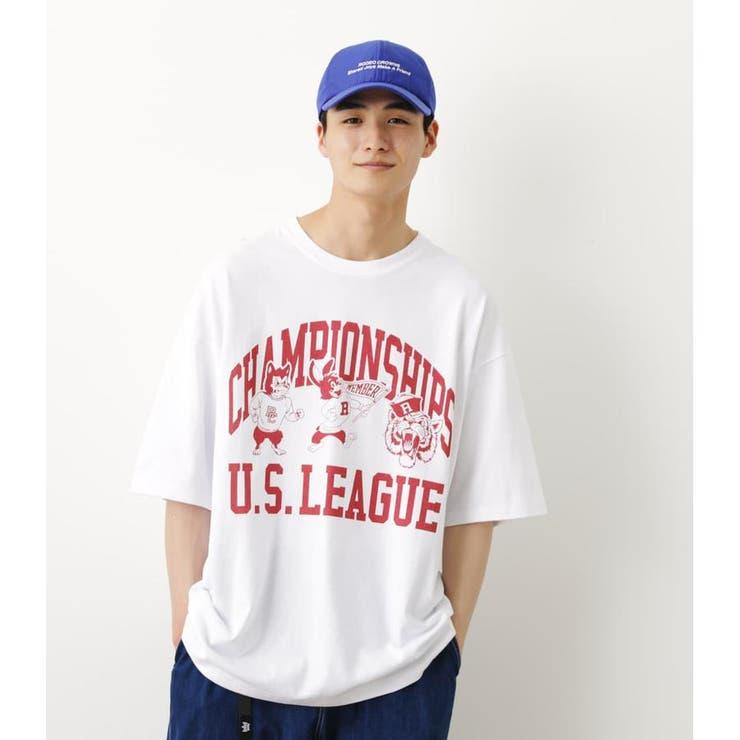 US LEAGUE Tシャツ   RODEO CROWNS WIDE BOWL   詳細画像1
