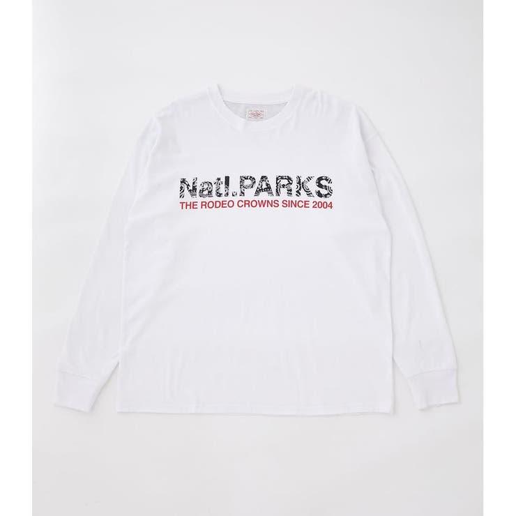 パターンヨークL/S Tシャツ | RODEO CROWNS WIDE BOWL | 詳細画像1