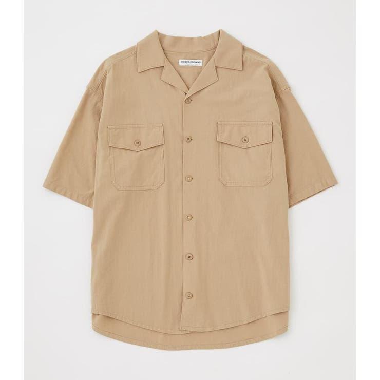 ファティーグシャツ   RODEO CROWNS WIDE BOWL   詳細画像1