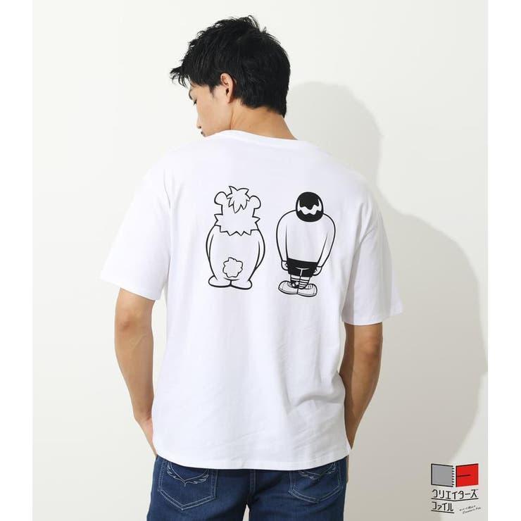 メンズMICHI & RODDY Tシャツ | RODEO CROWNS WIDE BOWL | 詳細画像1