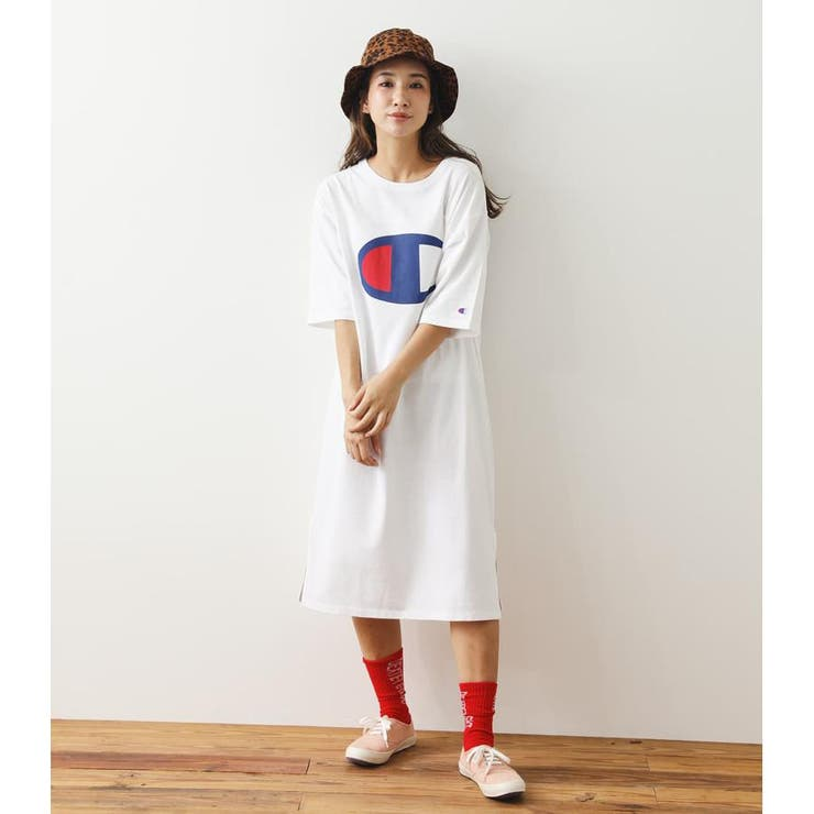 Champion Footballワンピース   RODEO CROWNS WIDE BOWL   詳細画像1