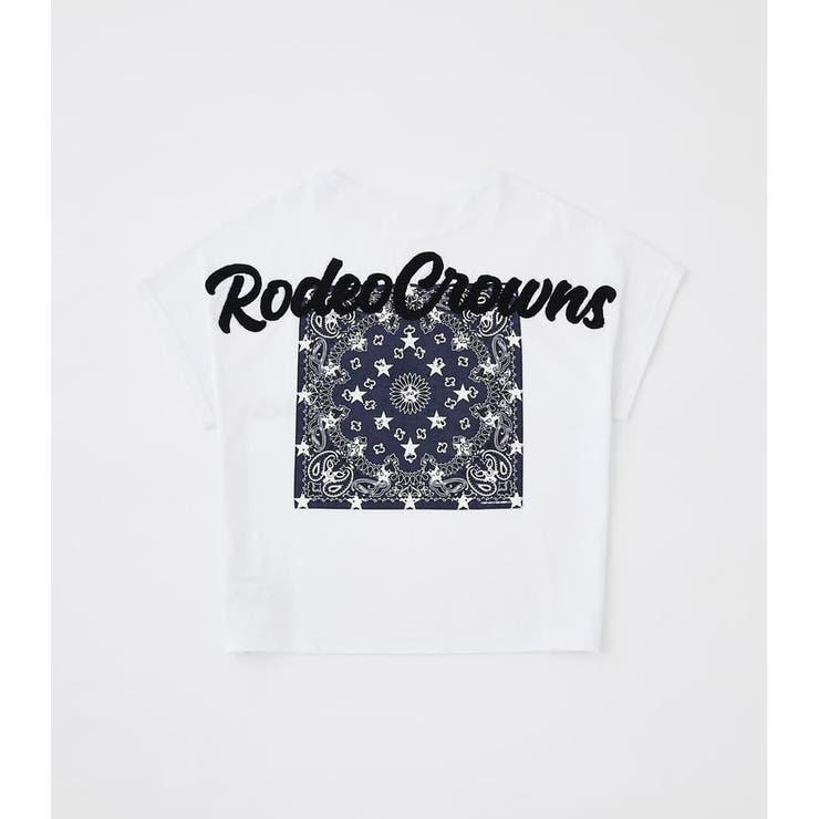 キッズアソートバンダナTシャツ | RODEO CROWNS WIDE BOWL | 詳細画像1