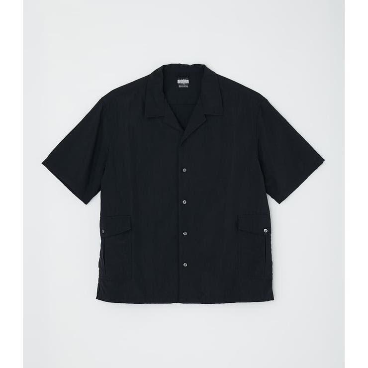 ナイロンタスランワークシャツ | RODEO CROWNS WIDE BOWL | 詳細画像1