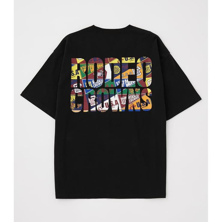 PENNANT Tシャツ | RODEO CROWNS WIDE BOWL | 詳細画像1