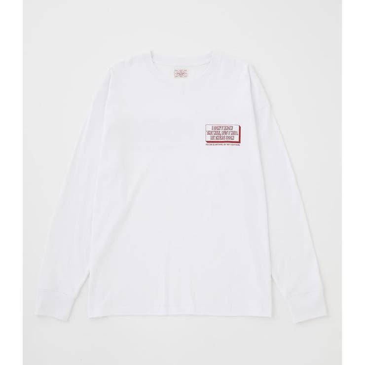 R MAN L/S Tシャツ | RODEO CROWNS WIDE BOWL | 詳細画像1