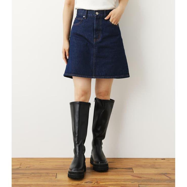 O/W denim skirt | RODEO CROWNS WIDE BOWL | 詳細画像1