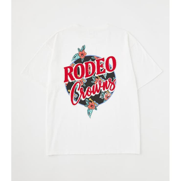 paradise メンズ Tシャツ   RODEO CROWNS WIDE BOWL   詳細画像1