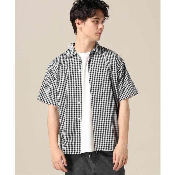 【PERMA HEALCA】ショートスリーブシャツ | B.C STOCK | 詳細画像1
