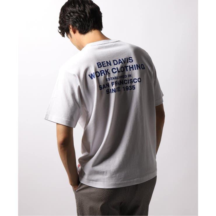 【BEN DAVIS / ベンデイビス】onepoint emb   B.C STOCK   詳細画像1
