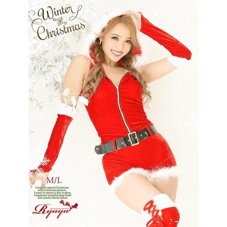 サンタ コスプレサンタ 衣装 | Ryuyu | 詳細画像1