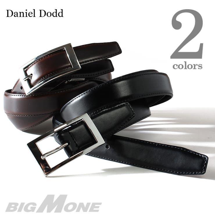 大きいサイズ メンズ DANIEL DODD ビジネスレザーロングベルト azbl-032l 大きいサイズの メンズファッションベルト サスペンダー カジュアル お兄系 レザー おしゃれ