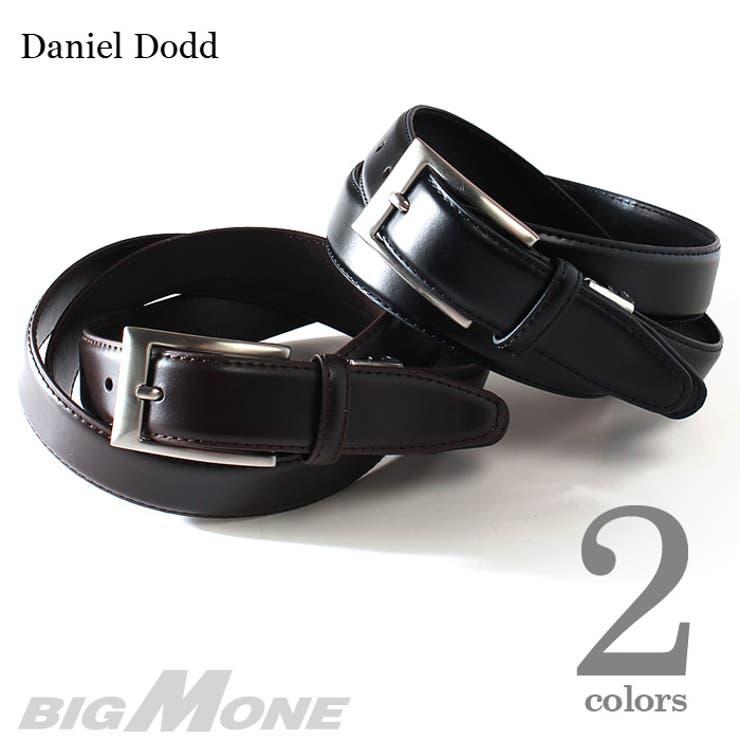 大きいサイズ メンズ DANIEL DODD ビジネスレザーロングベルト azbl-033l 大きいサイズの メンズファッションベルト サスペンダー カジュアル お兄系 レザー おしゃれ