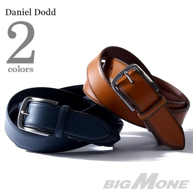 大きいサイズ メンズ DANIEL DODD ビジネスレザーロングベルト azbl-018l 大きいサイズの メンズファッションベルト サスペンダー カジュアル お兄系 レザー おしゃれ