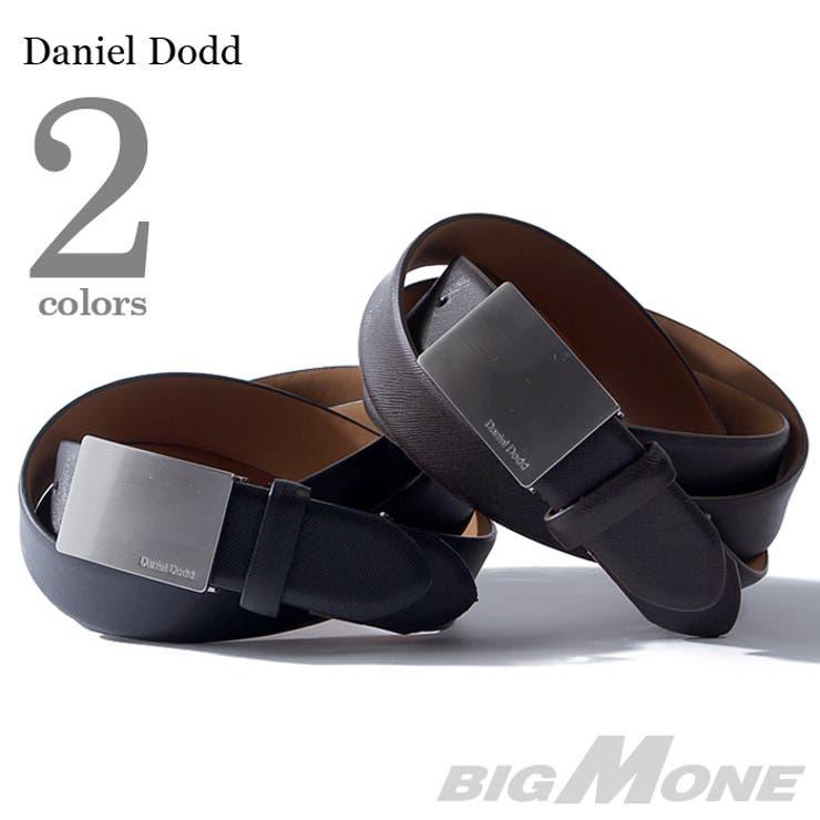 大きいサイズ メンズ DANIEL DODD ビジネスレザーロングベルト azbl-016l 大きいサイズの メンズファッションベルト サスペンダー カジュアル お兄系 レザー おしゃれ