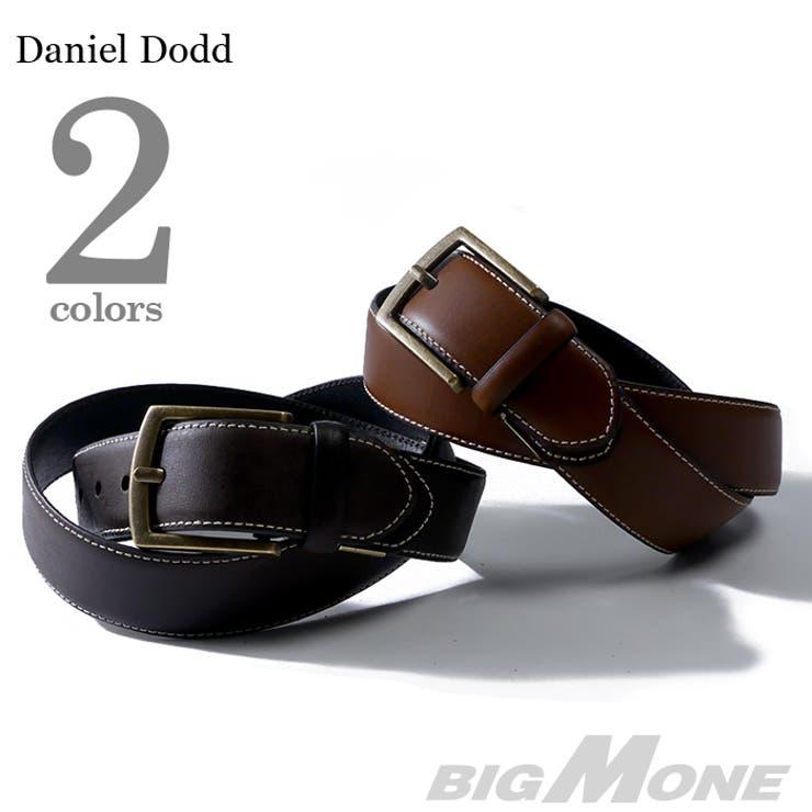 大きいサイズ メンズ DANIEL DODD カジュアルロングレザーベルト【ロングサイズ】azcl-033l 大きいサイズのメンズファッション ベルト サスペンダー カジュアル お兄系 レザー おしゃれ
