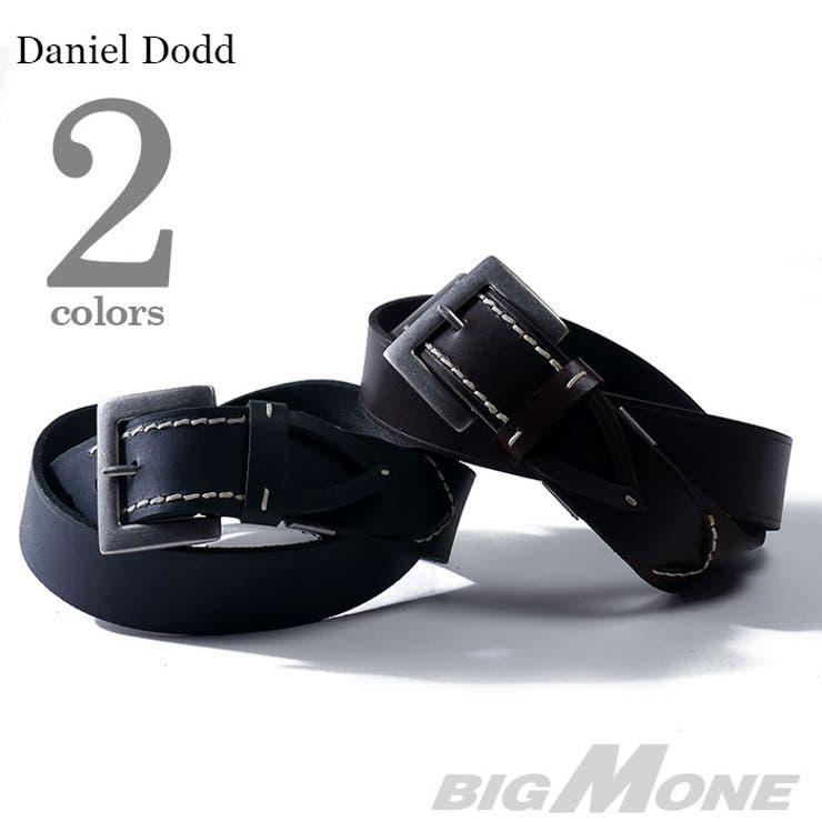 大きいサイズ メンズ DANIEL DODD カジュアルロングレザーベルト【ロングサイズ】azcl-034l 大きいサイズのメンズファッション ベルト サスペンダー カジュアル お兄系 レザー おしゃれ