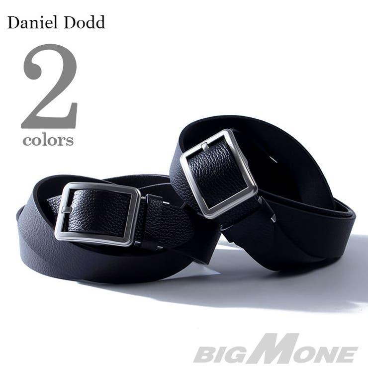 大きいサイズ メンズ DANIEL DODD カジュアルロングレザーベルト【ロングサイズ】azcl-035l 大きいサイズのメンズファッション ベルト サスペンダー カジュアル お兄系 レザー おしゃれ