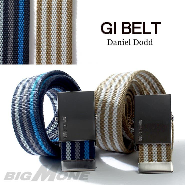 大きいサイズ メンズ DANIEL DODD GIベルトボーダー【ロングサイズ】【秋冬新作】azcl-16dd13