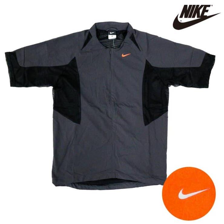 nike-432401 ナイキ トレーニング メンズ トップス NIKE 419036 ハーフジップ 半袖 ジャケット | 詳細画像