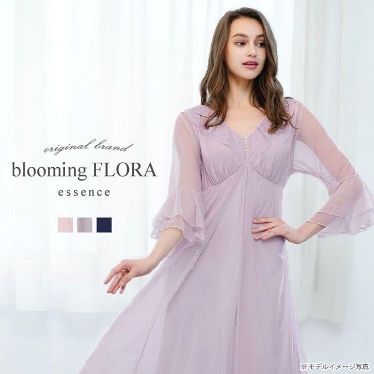 bloomingFLORA essence ネグリドレス | SHIROHATO | 詳細画像1