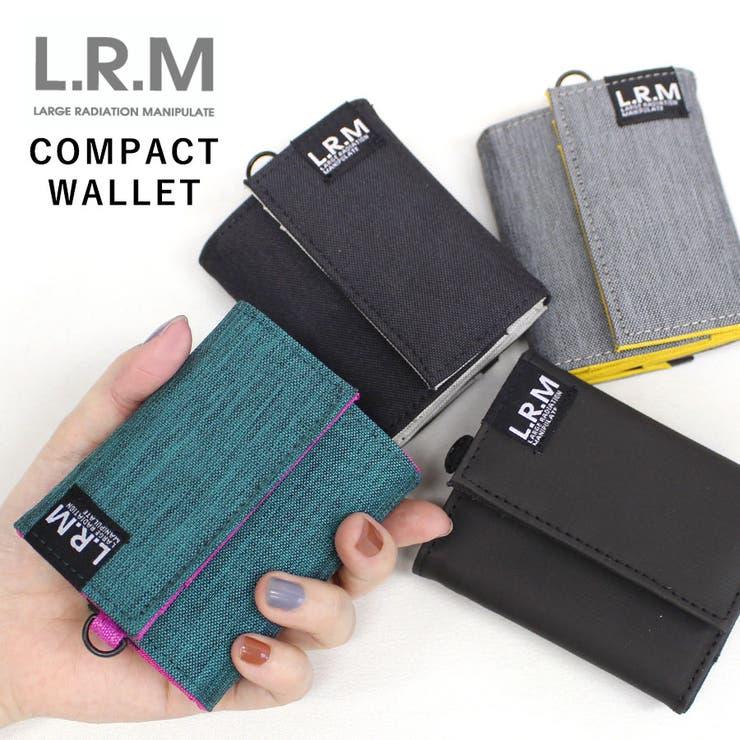 LRMコンパクト財布   詳細画像