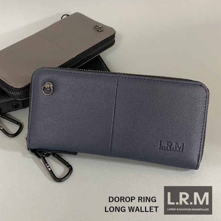 LRMドロップリング長財布 | 詳細画像