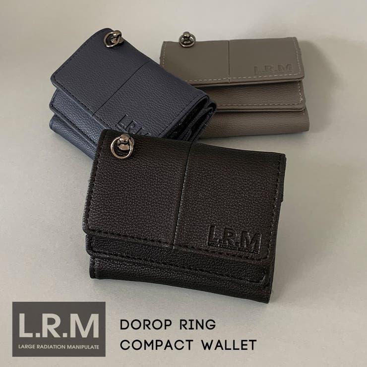 LRMドロップリングコンパクト財布 | 詳細画像