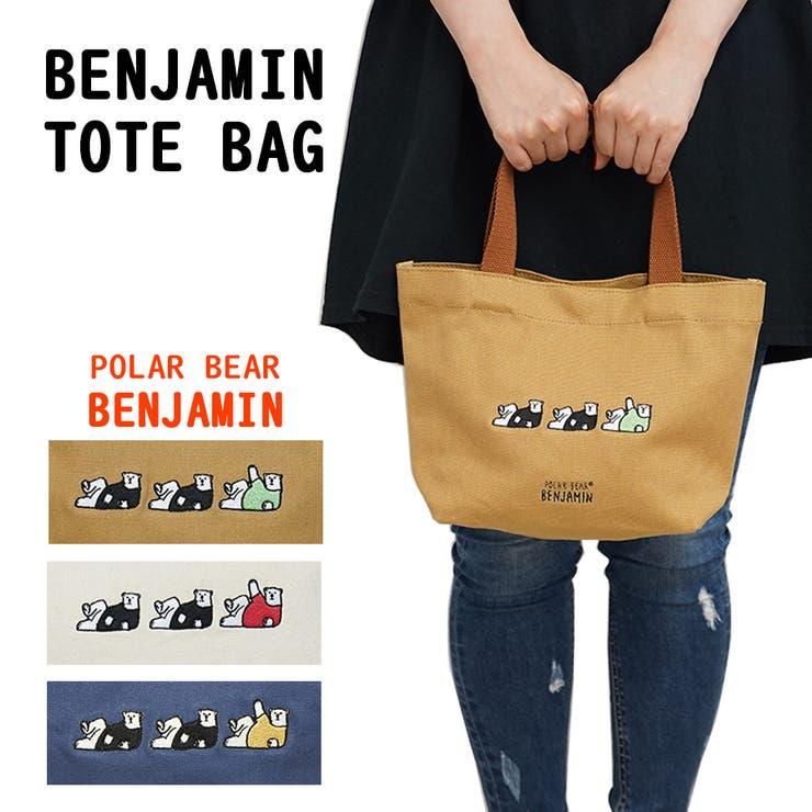 ベンジャミン トートバッグ BENJAMIN | epic エピック | 詳細画像1